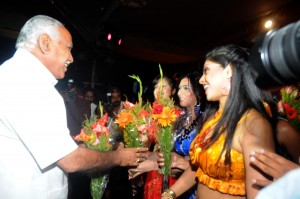cm felicitated by Film chamber 2