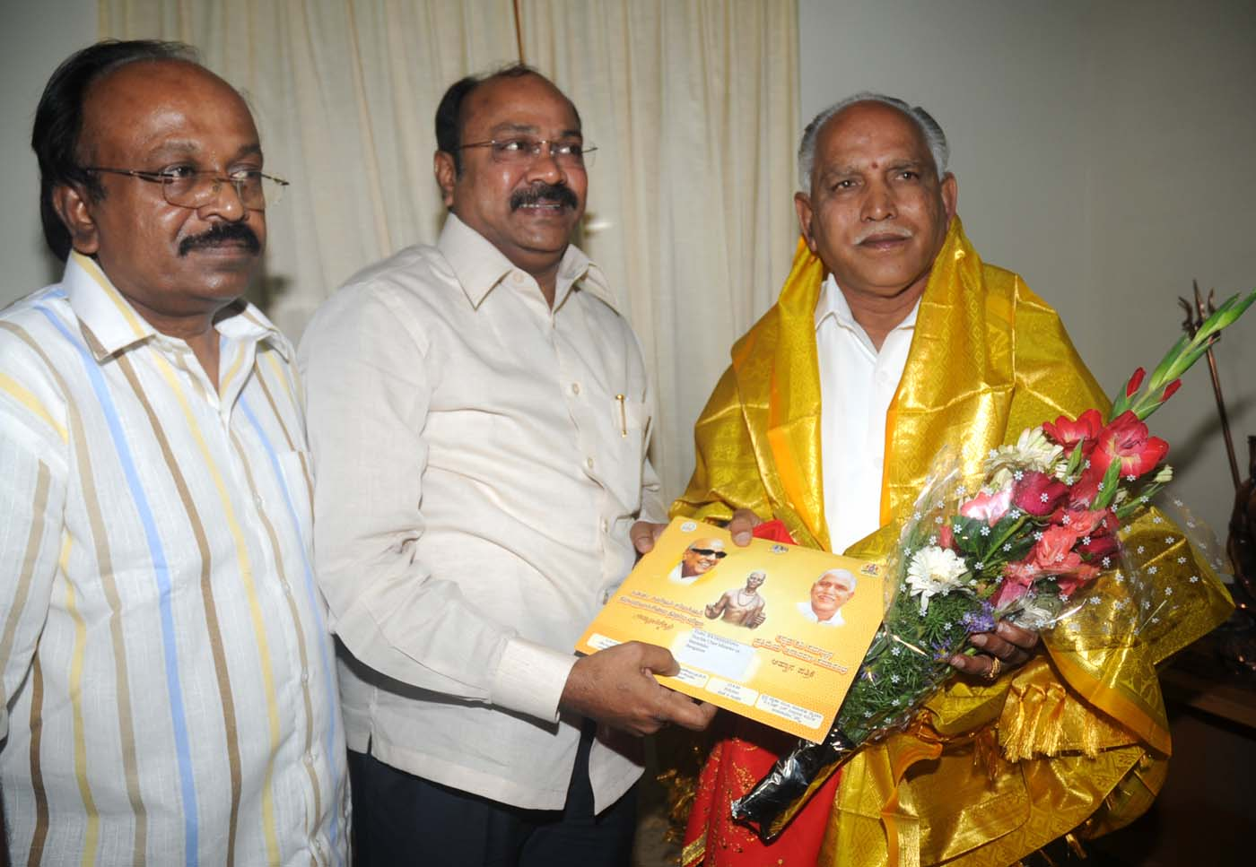 chief minister of chennai