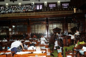 CM replying in Assembly