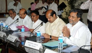 All Party Meeting on Flood Relief  2