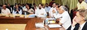 CM Discussed with Donars for Construction of Houses for flood Victims1