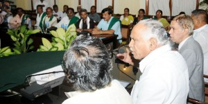 Meeting on Badra Sugar Factory