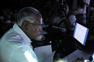Chief minister inaugurated kannada wiki pedia on 05 12.2009 in Bangalore. Sri Aravinda nimbavali ,miniter for higher education ,Sri U R Rao and sri Mukyamantri Chandru were present.