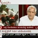 CM BS Yeddyurappa in TV9 -Part 5