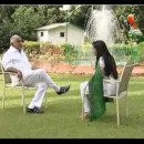 Karnataka CM BS Yeddyurappa interviewed by actress Ramya Part 1
