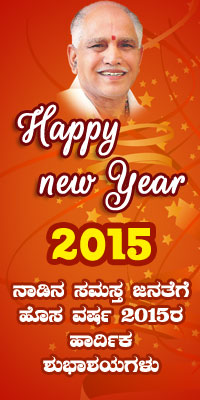 BSY New Year 2015 Website