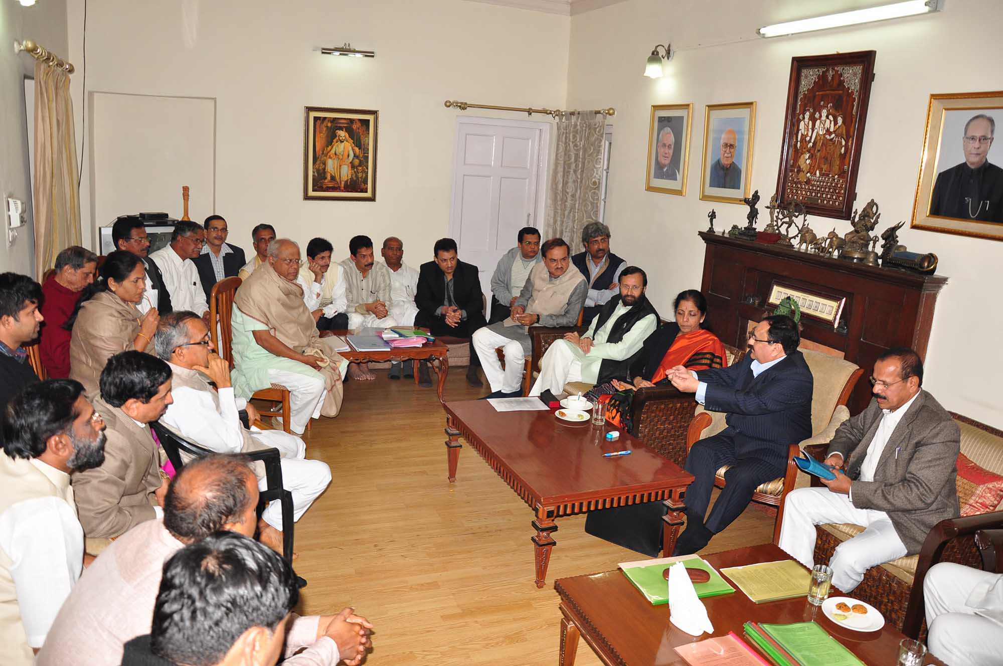 High Level Meeting on Arecanut 16-12-2014 3