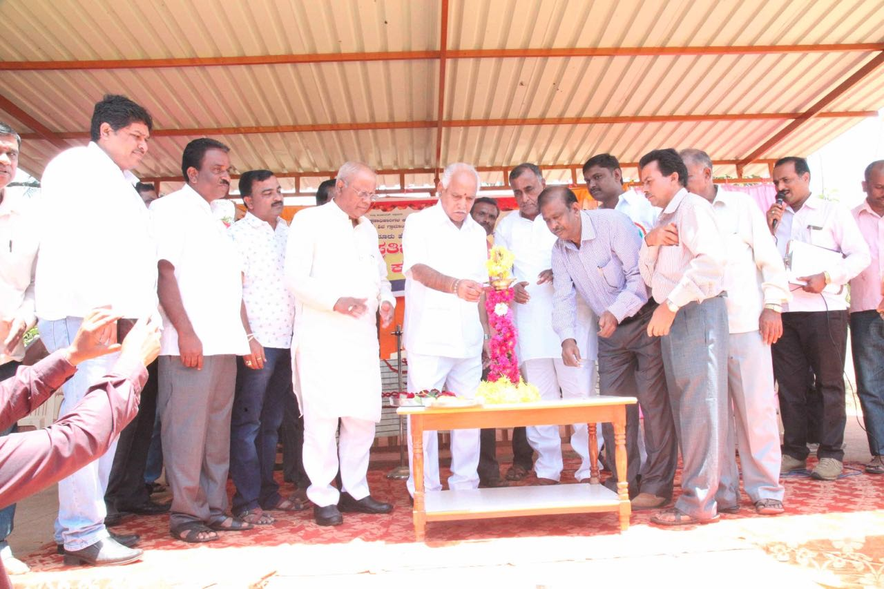 BSY AT CHITRADURGA 1