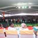 Participated at the Massive BJP ST convention at Lingasuguru