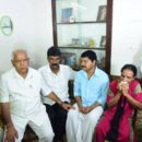 Visited the family of murdered Hindu Karyakarta Sh.Karthik Raj at Mangaluru to offer condolences.