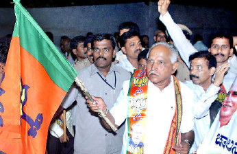 Yeddyurappa launches 'Matsya Ratha'