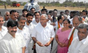 Days of Congress are numbered: Yeddyurappa