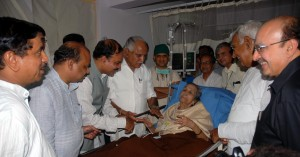 CM Visit to Gangubai Hanagal: