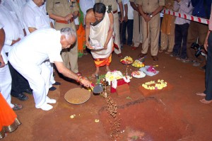 Yeddyurappa in Mangalore