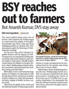 BSY reaches out to farmers