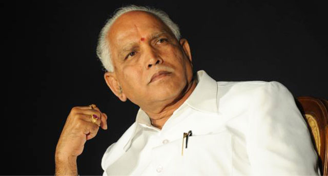 BS Yeddyurappa: Victim of political vengeance