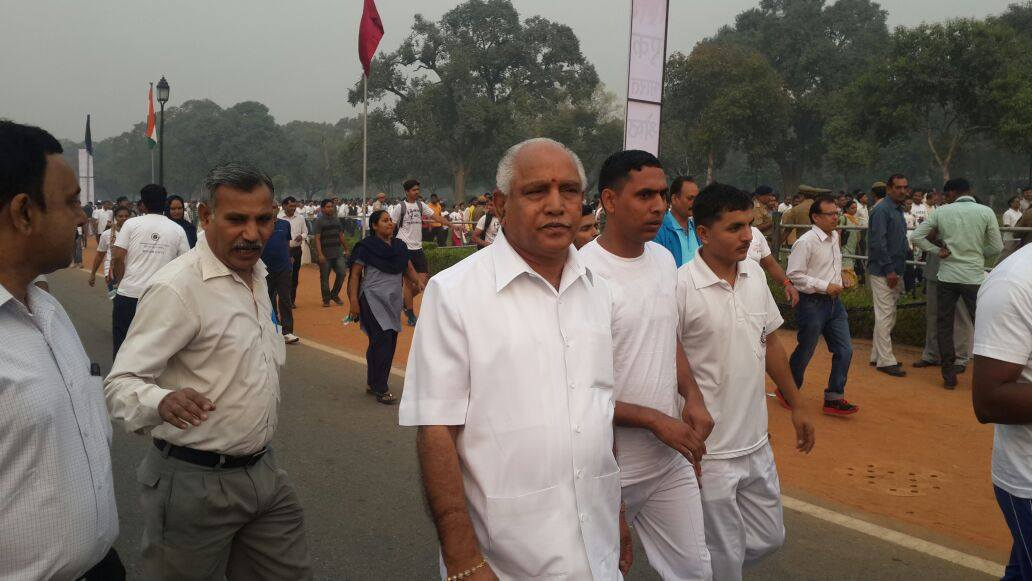 "Participated in ""Run for Unity"""