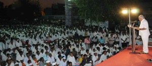 BSY Campaigning at Kalburgi District for Local Body Elections