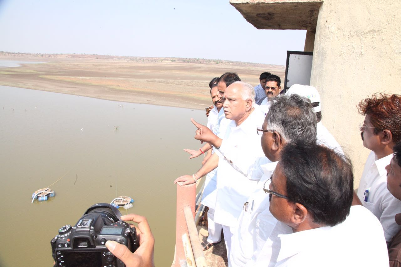 Visited Amarja Dam in Kalburgi District Today
