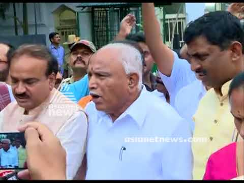 B. S. Yeddyurappa REsponds to Media : Karnataka Election Result 2018 LIVE Updates